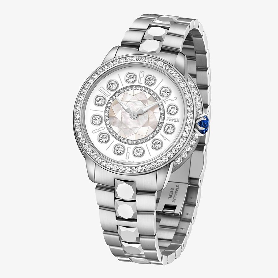 FENDI FENDI ISHINE - 38 MM - Watch with diamonds and rotating precious stones - view 2 detail