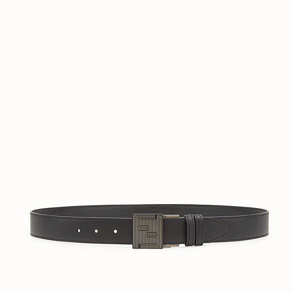 FENDI BELT - Reversible black belt - view 1 small thumbnail