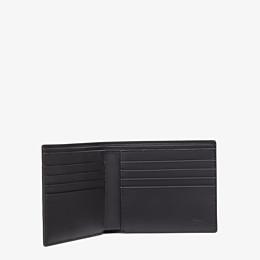 FENDI PORTEMONNAIE - Bifold-Portemonnaie aus Leder in Braun - view 3 thumbnail