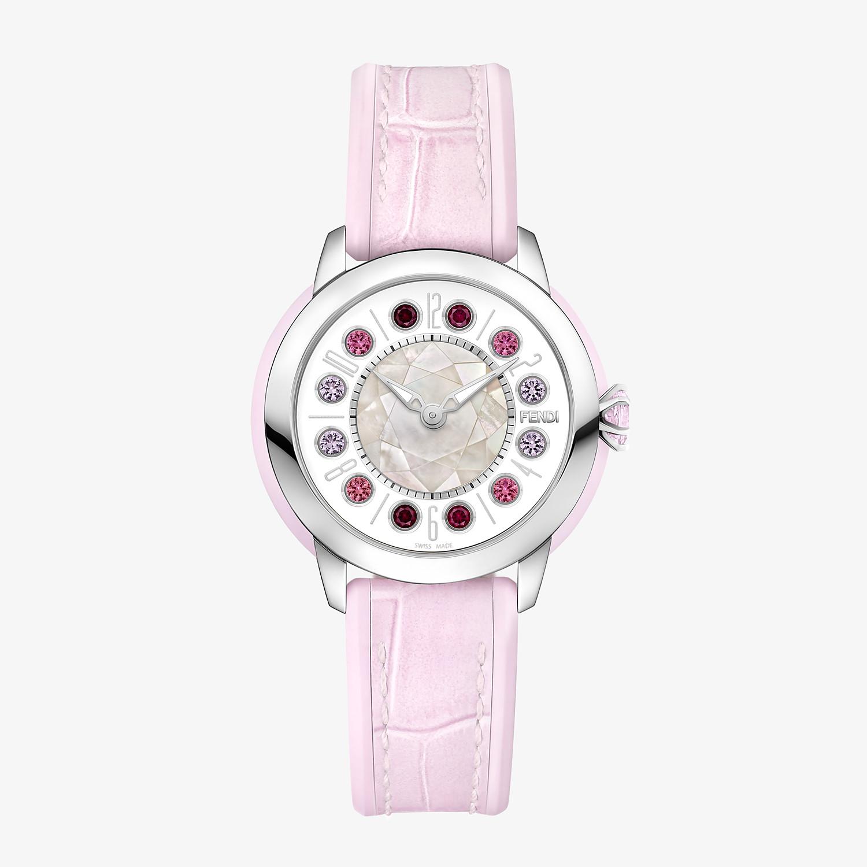 FENDI FENDI ISHINE - 38 MM - Armbanduhr mit rotierenden Edelsteinen - view 1 detail