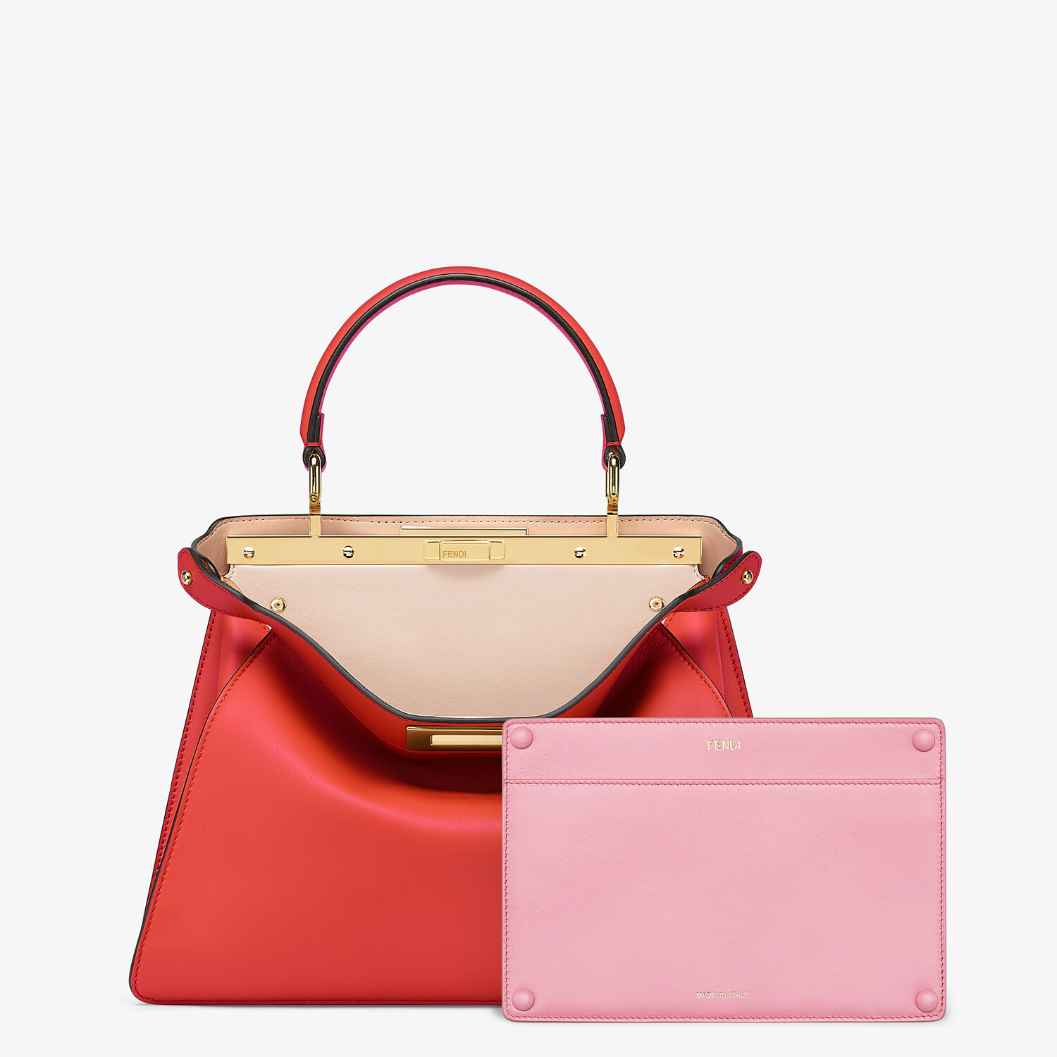 FENDI PEEKABOO ISEEU MEDIUM - Bag from the Lunar New Year Limited Capsule Collection - view 3 detail