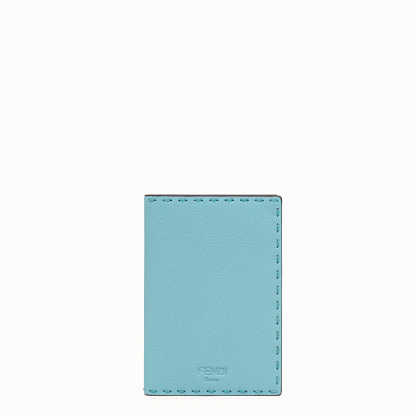 FENDI PASSPORT COVER - Fendi Roma Amor passport cover - view 1 small thumbnail