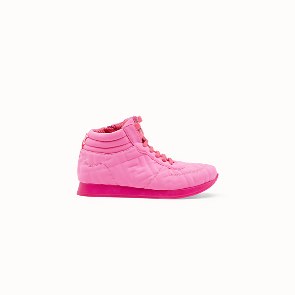 FENDI SNEAKERS - Fuchsia Nicki Minaj Sneakers - view 1 small thumbnail