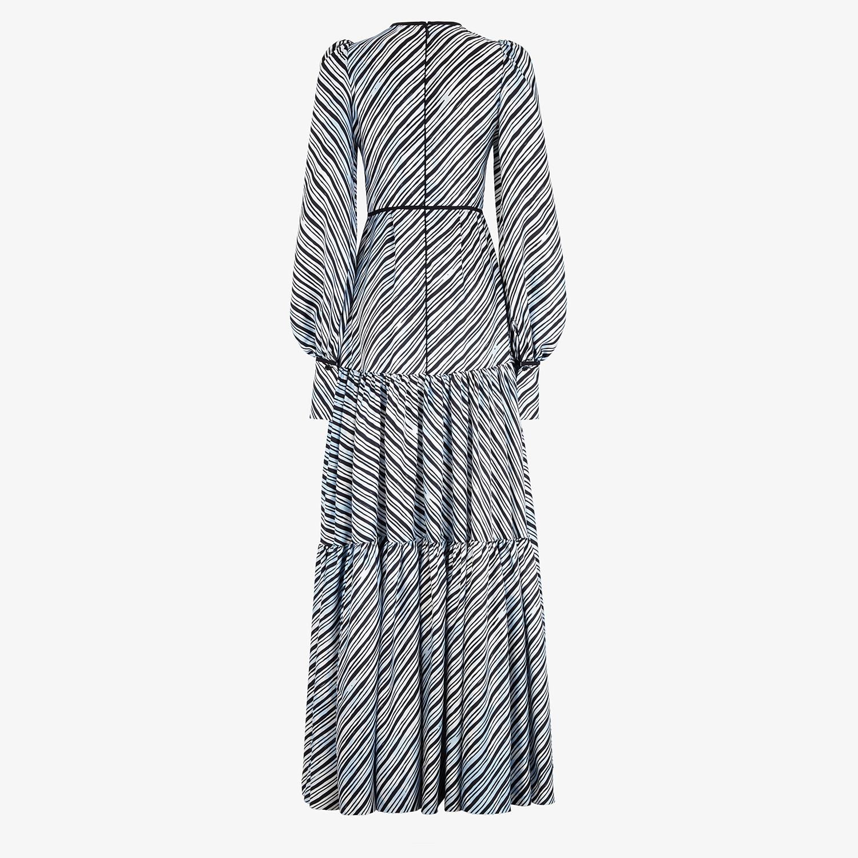 FENDI DRESS - Fendi Roma Joshua Vides silk dress - view 2 detail