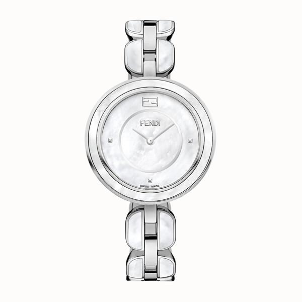 FENDI Fendi My Way - Glamy裝飾珍珠母貝腕錶 - view 1 小型縮圖