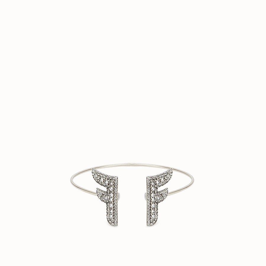 FENDI FFREEDOM BRACELET - Palladium-coloured bracelet - view 1 detail