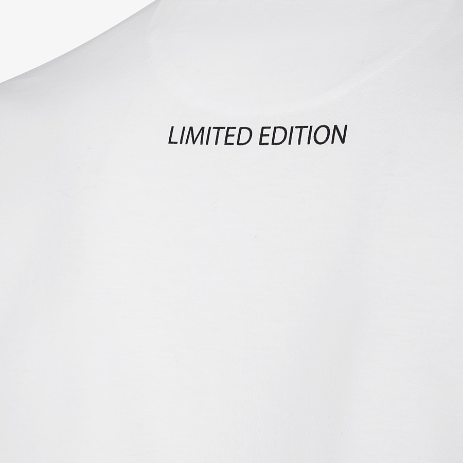 FENDI T-SHIRT - T-Shirt Karl Lagerfeld Limited Edition  - view 4 detail