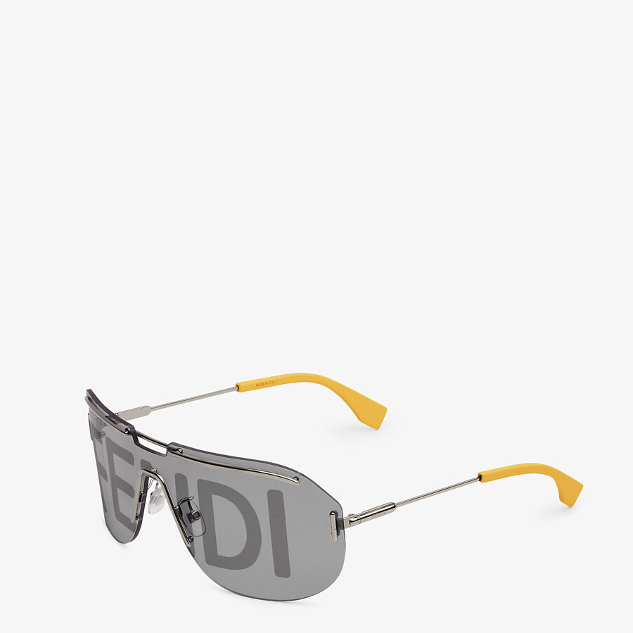 FENDI FENDI CODE - Fashion Show Sunglasses - view 2 detail
