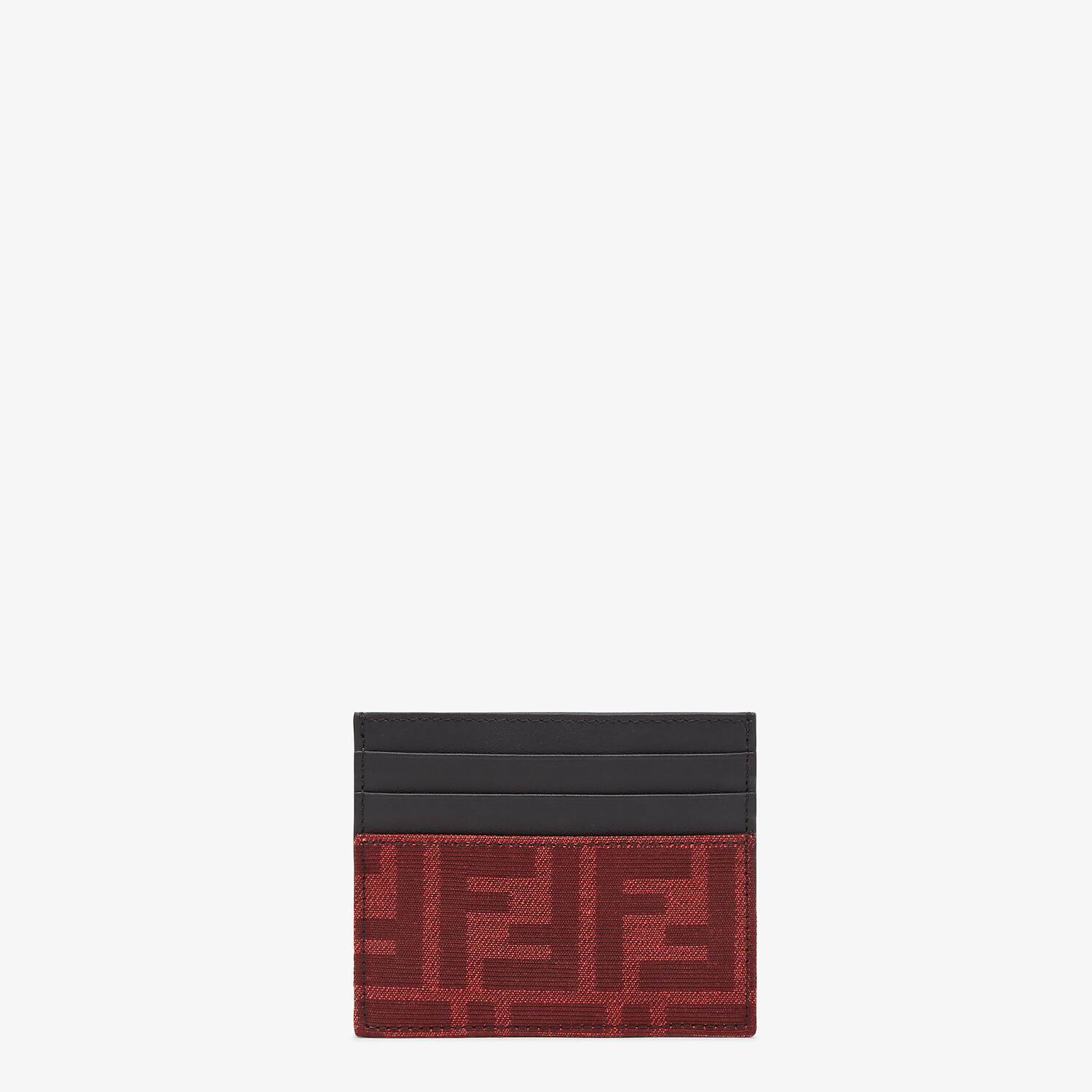 FENDI CARD HOLDER - Cardholder from the Lunar New Year Limited Capsule Collection - view 1 detail