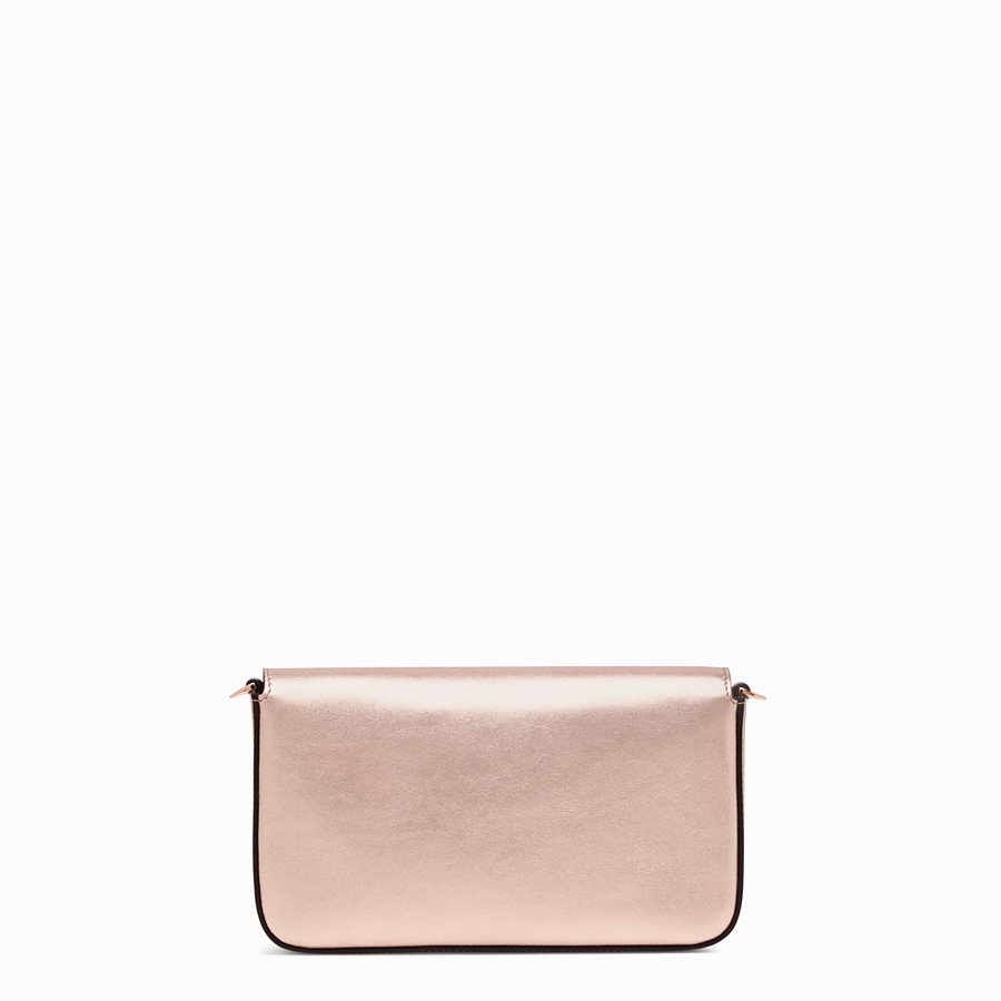 FENDI WALLET ON CHAIN WITH POUCHES - Minibag Chinese New Year Limited Capsule - vista 4 dettaglio
