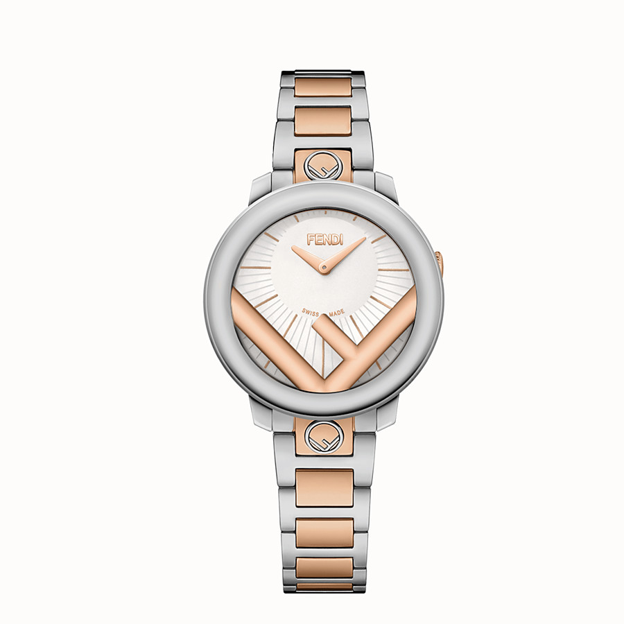 FENDI RUN AWAY - 28 mm - Watch with F is Fendi logo - view 1 detail