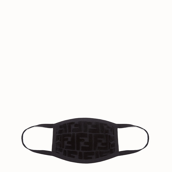 FENDI POLLUTION MASK - Fendi mask for Jackson Wang in velvet - view 1 small thumbnail