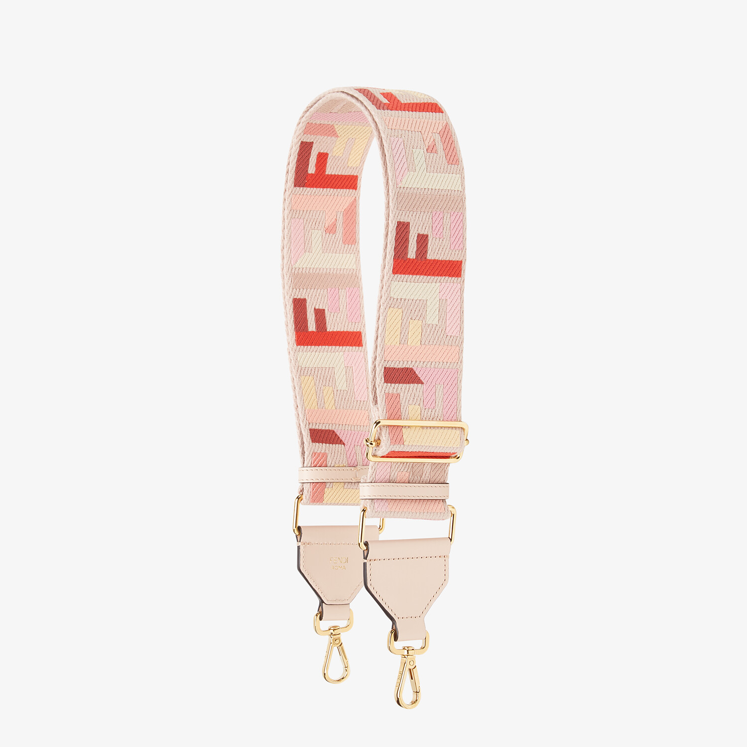 FENDI STRAP YOU - Shoulder strap from the Lunar New Year Limited Capsule Collection - view 1 detail