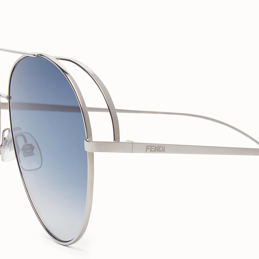 FENDI RUN AWAY - Occhiale da sole palladio - vista 3 dettaglio