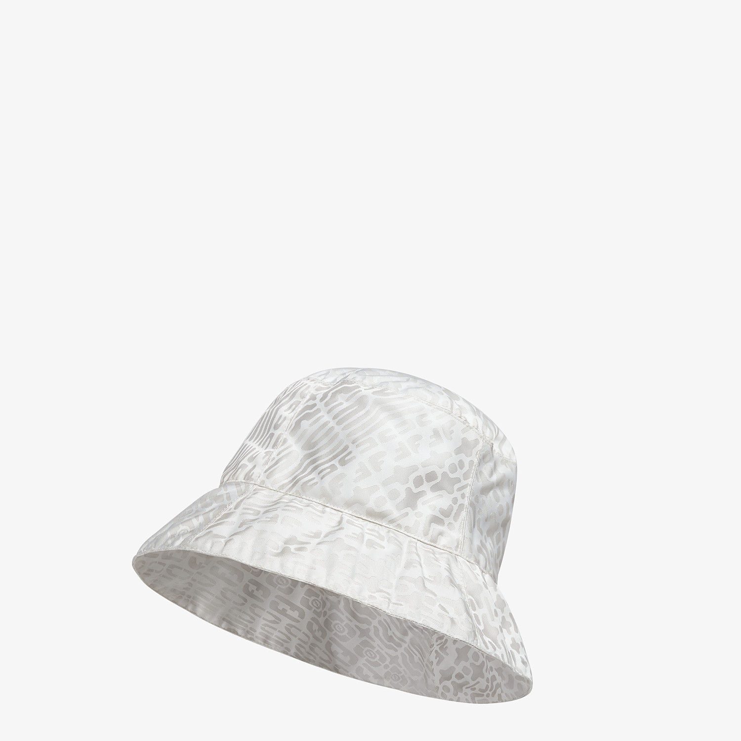 FENDI HAT - Fendi X Anrealage tech fabric bucket hat - view 3 detail