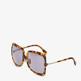 FENDI PROMENEYE - Fashion Show Sunglasses - view 2 thumbnail
