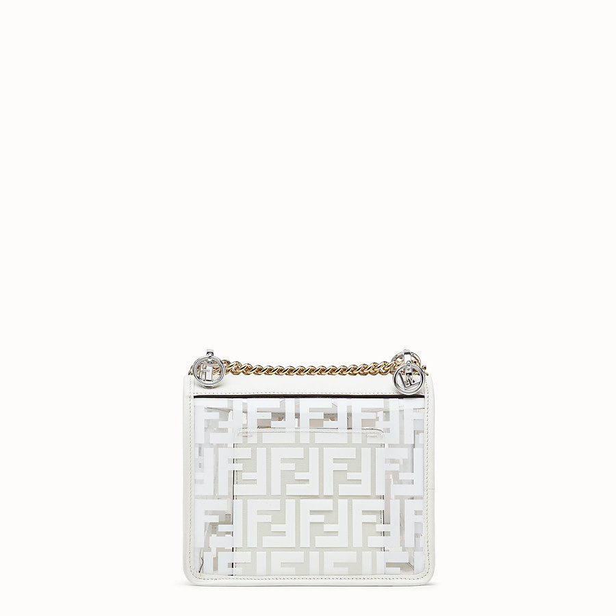 FENDI KAN I F SMALL - Mini sac en PU - view 4 detail