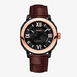 FENDI SELLERIA - 42 mm (1.7 inch) - Automatic watch with interchangeable straps - view 1 thumbnail