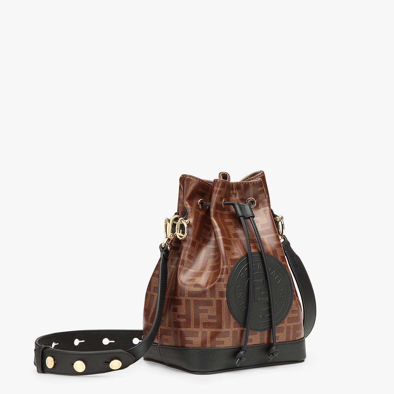 FENDI MON TRESOR - Tasche aus Stoff Mehrfarbig - view 2 detail