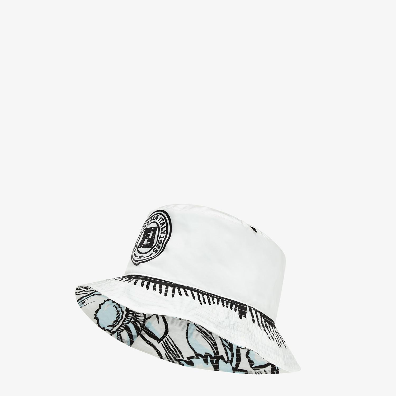 FENDI HAT - Fendi Roma Joshua Vides fabric hat - view 2 detail