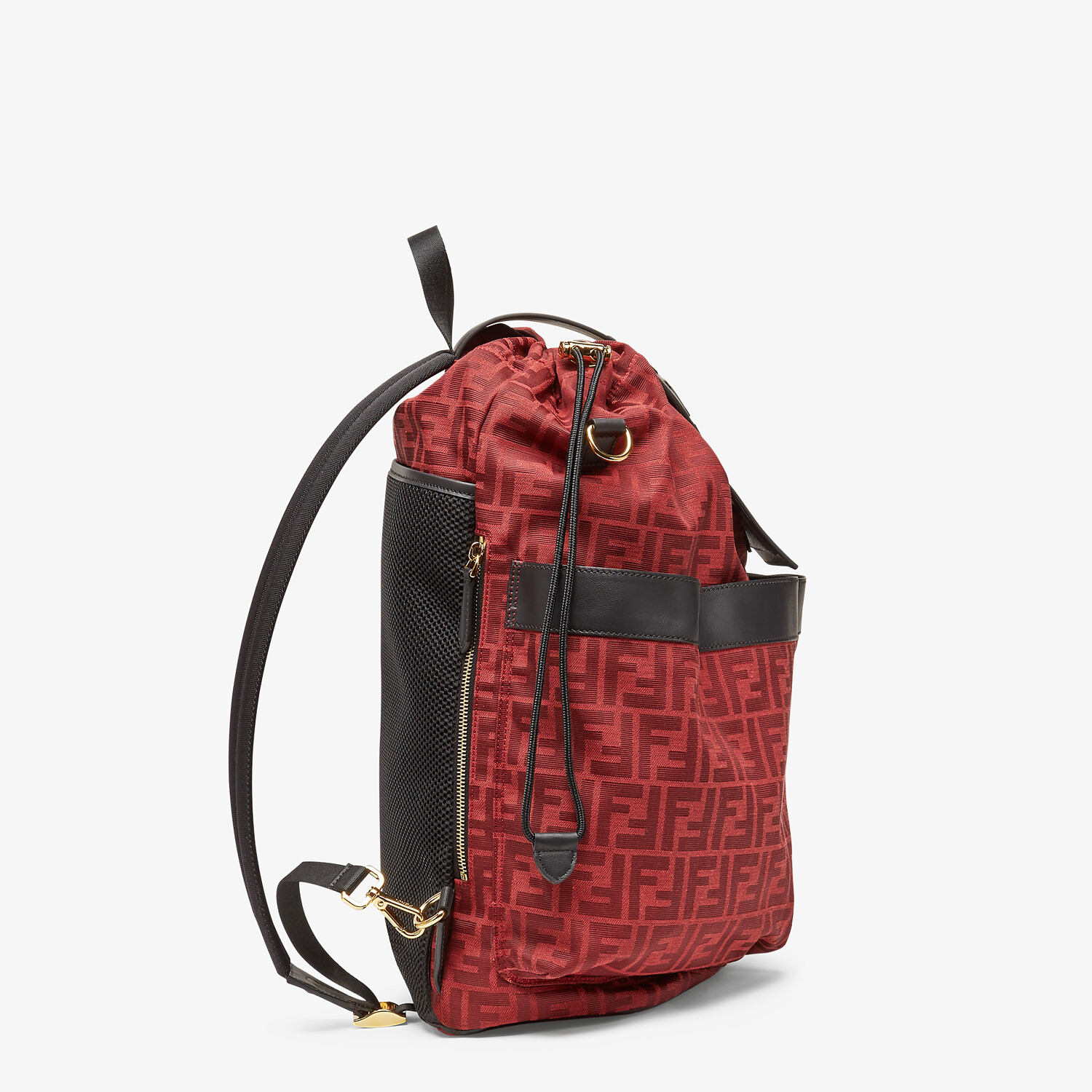 FENDI BACKPACK - Backpack from the Lunar New Year Limited Capsule Collection - view 2 detail