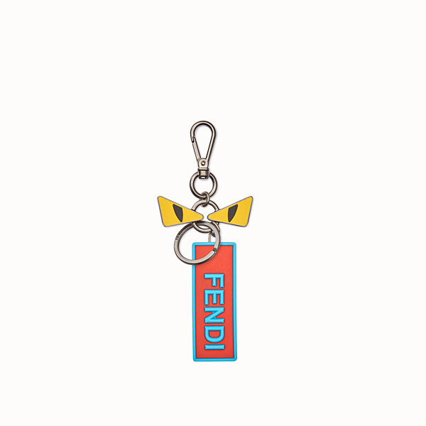 FENDI BAG CHARM - Keyring with eyes and tag - view 1 small thumbnail