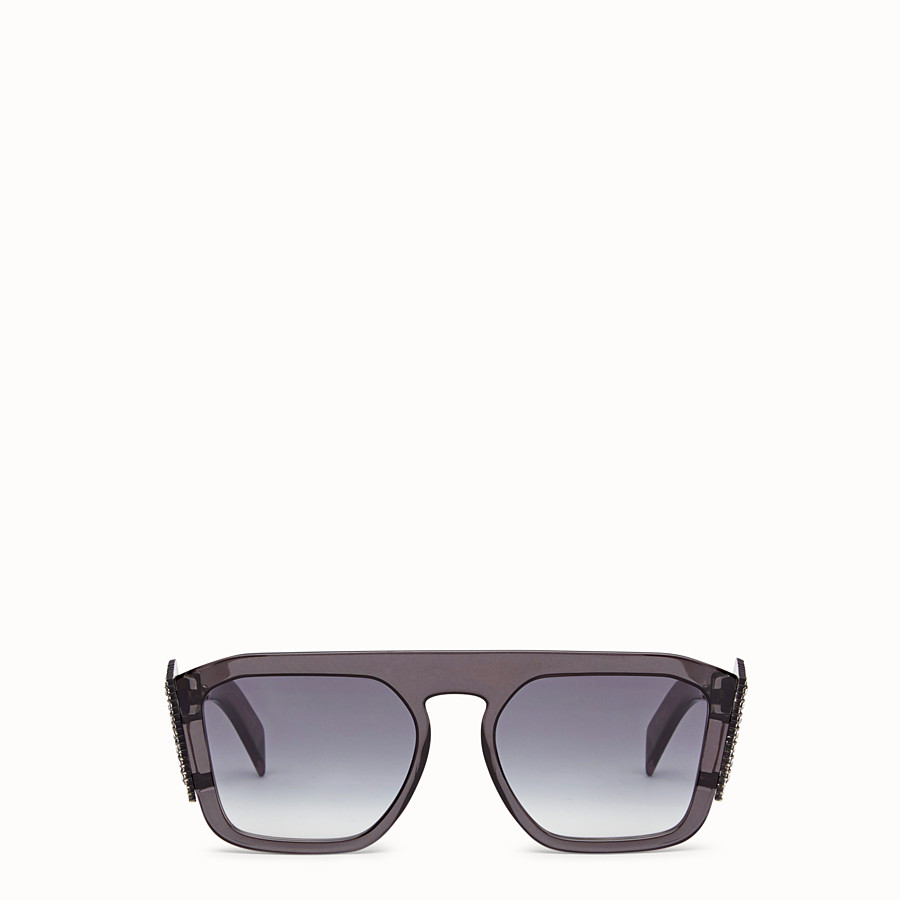 FENDI FFREEDOM - Sonnenbrille in Grau - view 1 detail