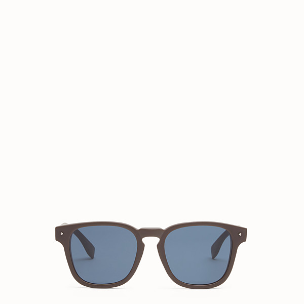 FENDI I SEE YOU - Dove grey sunglasses - view 1 small thumbnail