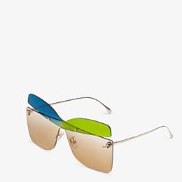 FENDI KARLIGRAPHY - Fashion Show Sunglasses - view 2 thumbnail