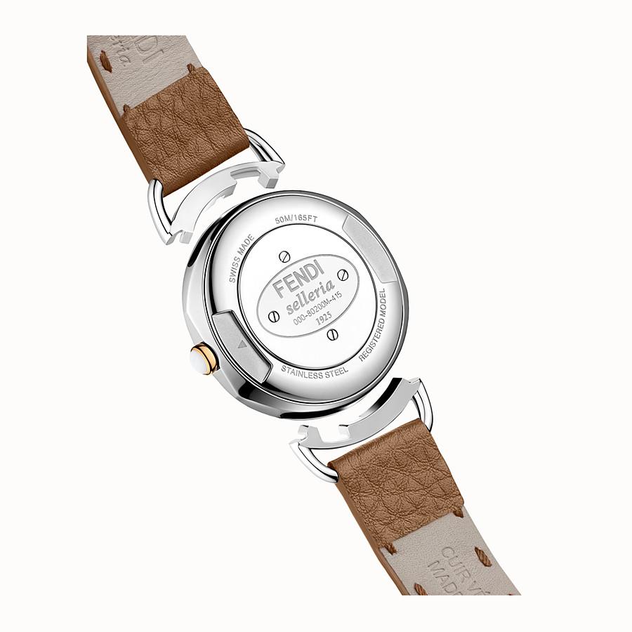 FENDI SELLERIA - 36 mm - Uhr mit auswechselbarem Armband - view 4 detail