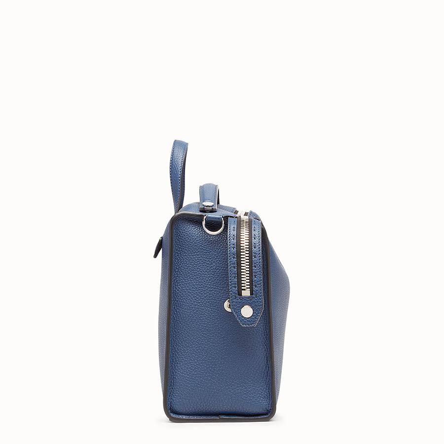 FENDI LUI BAG - Blue leather bag - view 2 detail