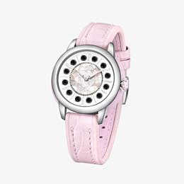 FENDI FENDI ISHINE - 33 MM - Armbanduhr mit rotierenden Edelsteinen - view 2 thumbnail