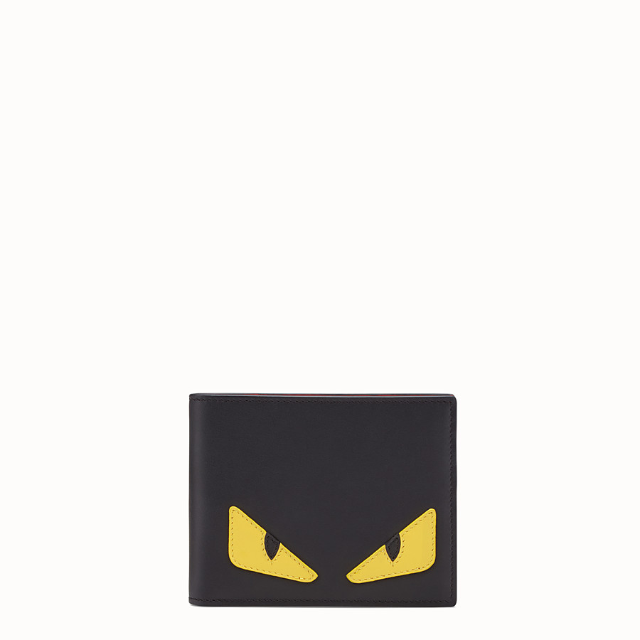 FENDI WALLET - Multicolour leather wallet - view 1 detail