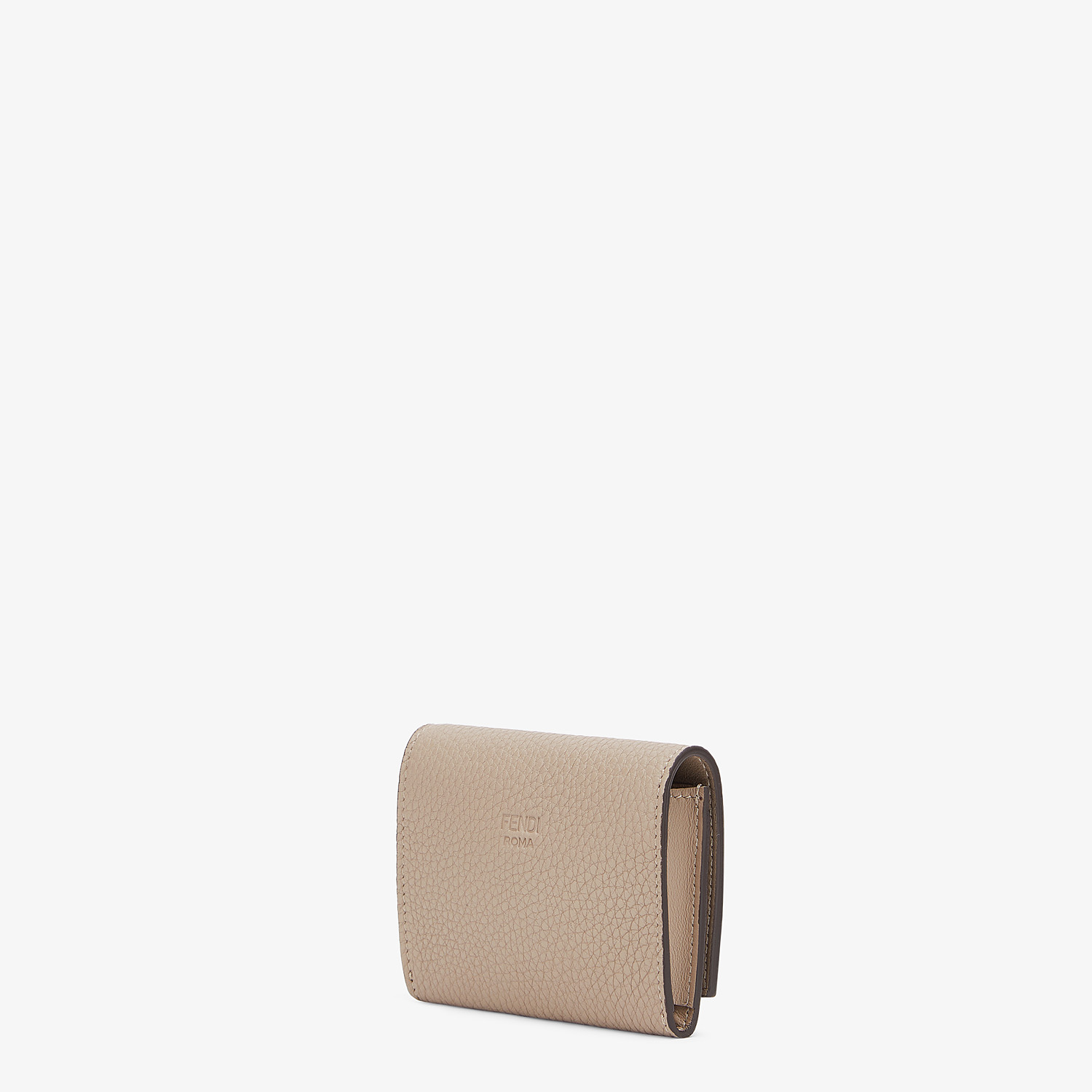 FENDI BUSINESS CARD HOLDER - Leather business card holder - view 2 detail