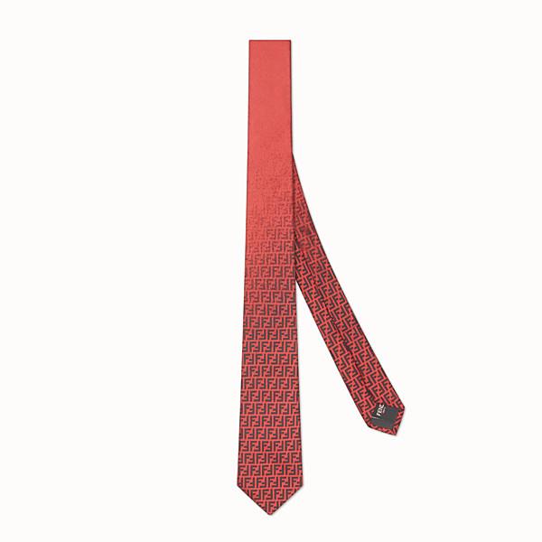FENDI TIE - Silk tie - view 1 small thumbnail