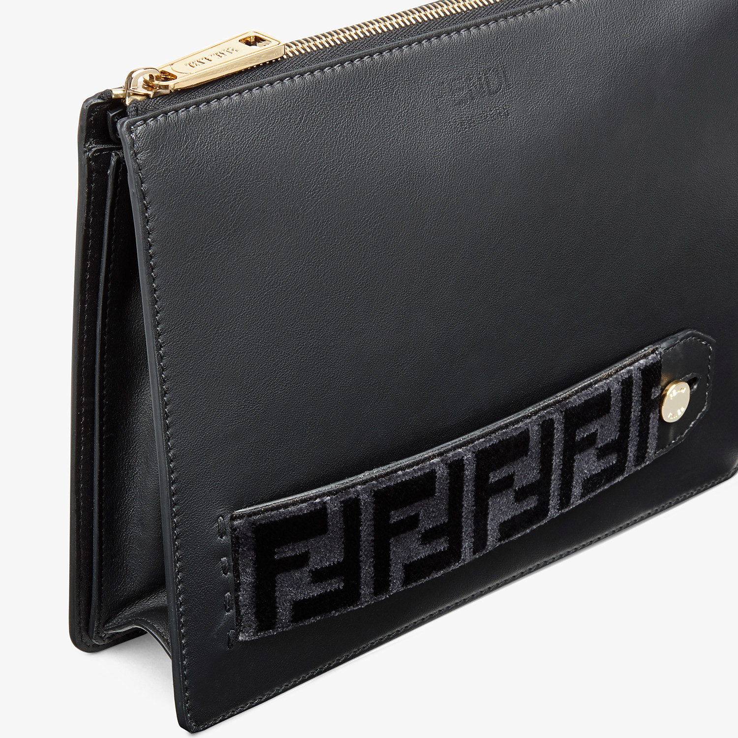 FENDI CLUTCH - Fendi clutch for Jackson Wang in leather - view 5 detail