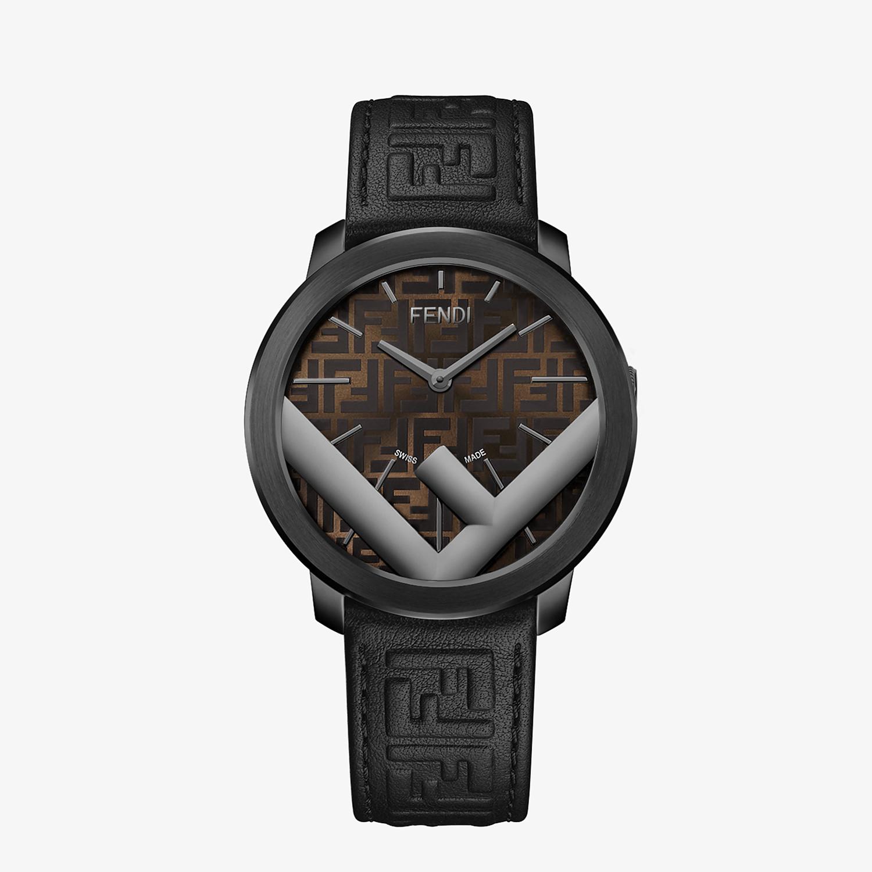 FENDI RUN AWAY - 41 mm - Watch with F is Fendi logo - view 1 detail