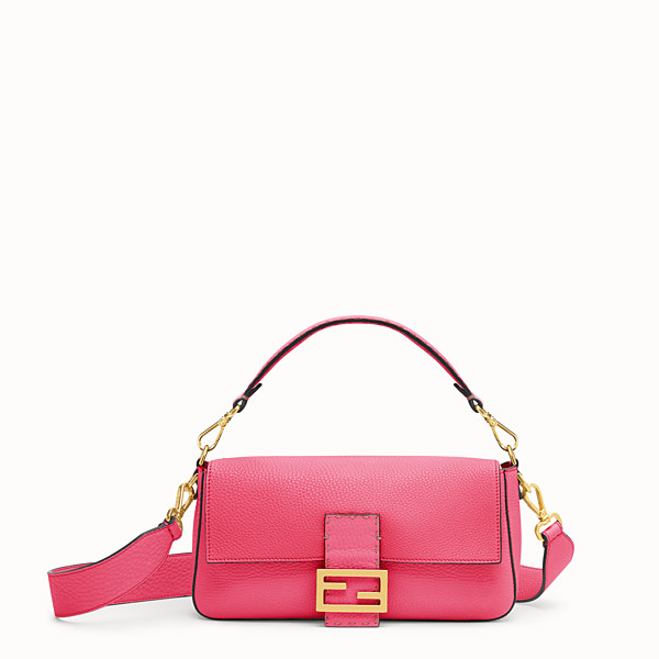 FENDI BAGUETTE - Fendi Roma Amor leather bag - view 1 small thumbnail