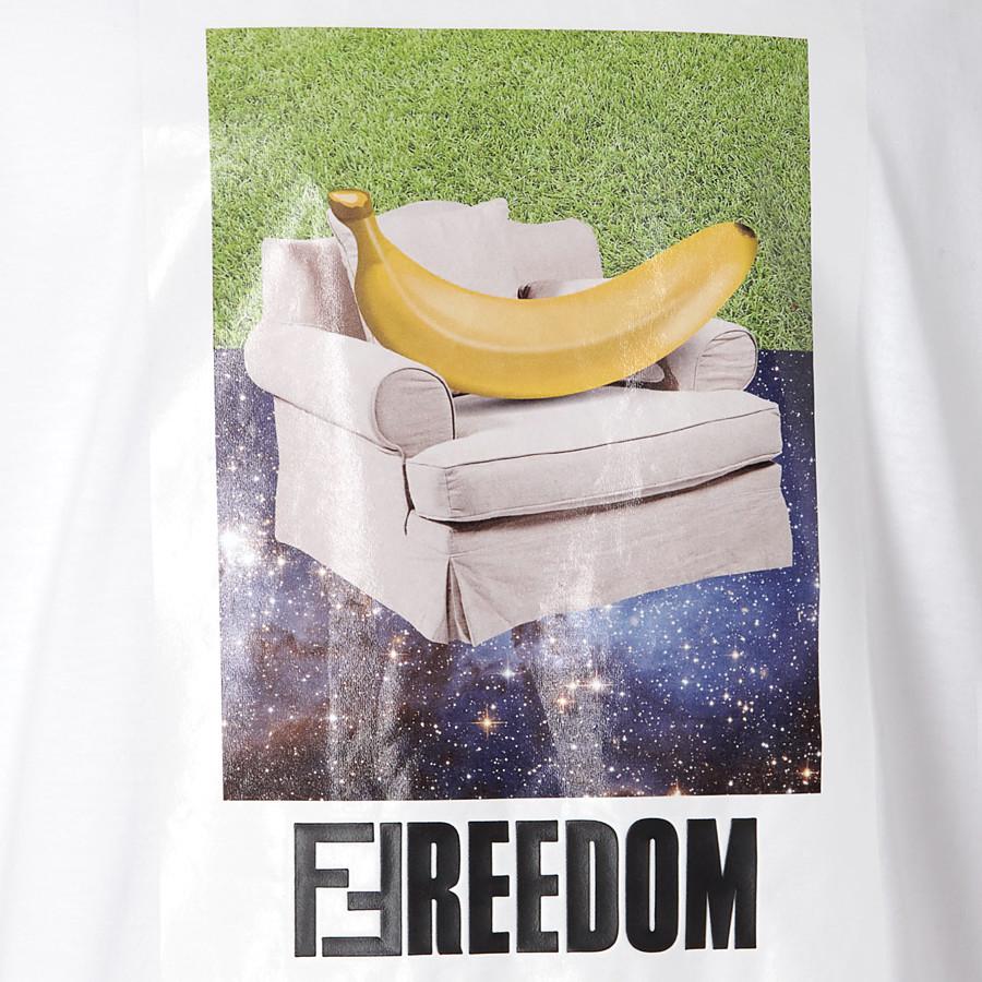 FENDI Tシャツ - ホワイトコットン Tシャツ - view 3 detail