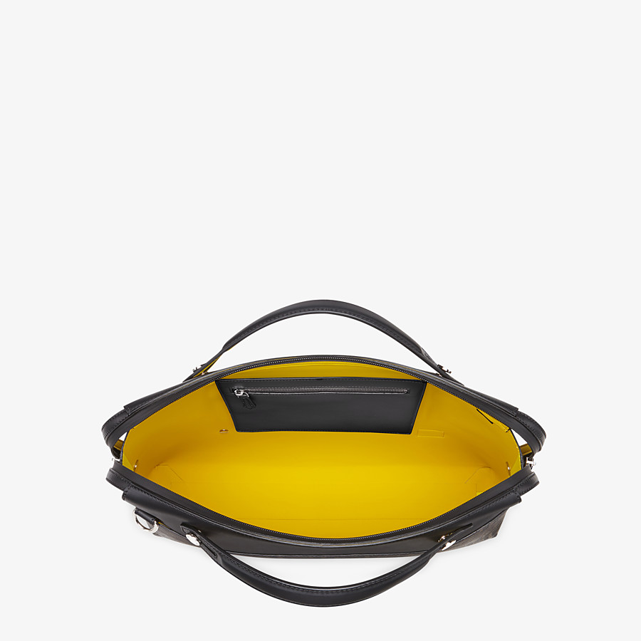 FENDI BY THE WAY  - Tasche aus Stoff in Braun - view 4 detail