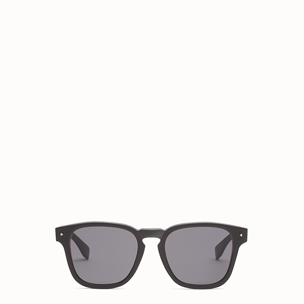 FENDI I SEE YOU - Black sunglasses - view 1 small thumbnail