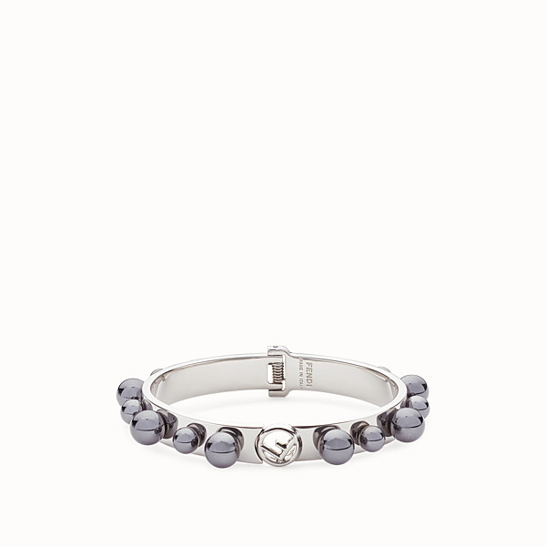FENDI F IS FENDI BRACELET - Silver-colour bracelet - view 1 small thumbnail