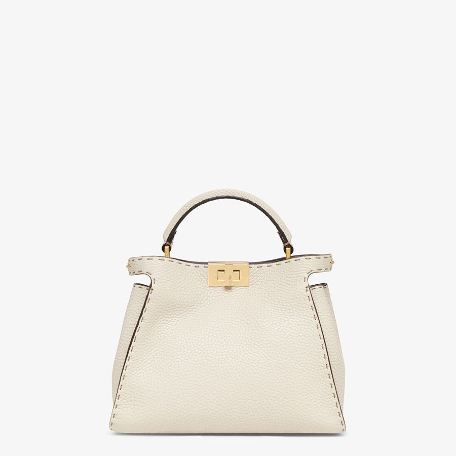 FENDI PEEKABOO ICONIC ESSENTIALLY - Fendi Roma Amor leather bag - view 1 detail