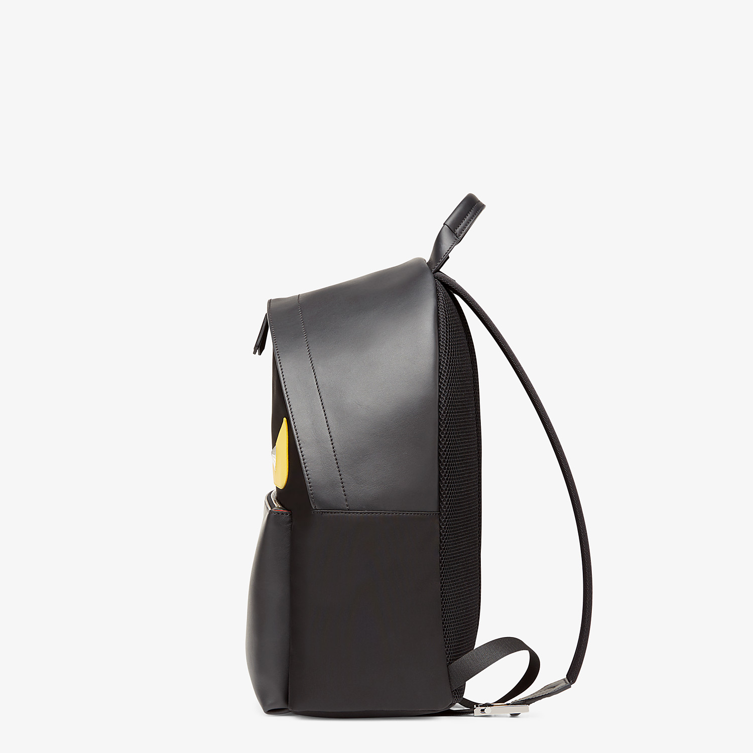 FENDI BACKPACK - Backpack in black nylon - view 2 detail