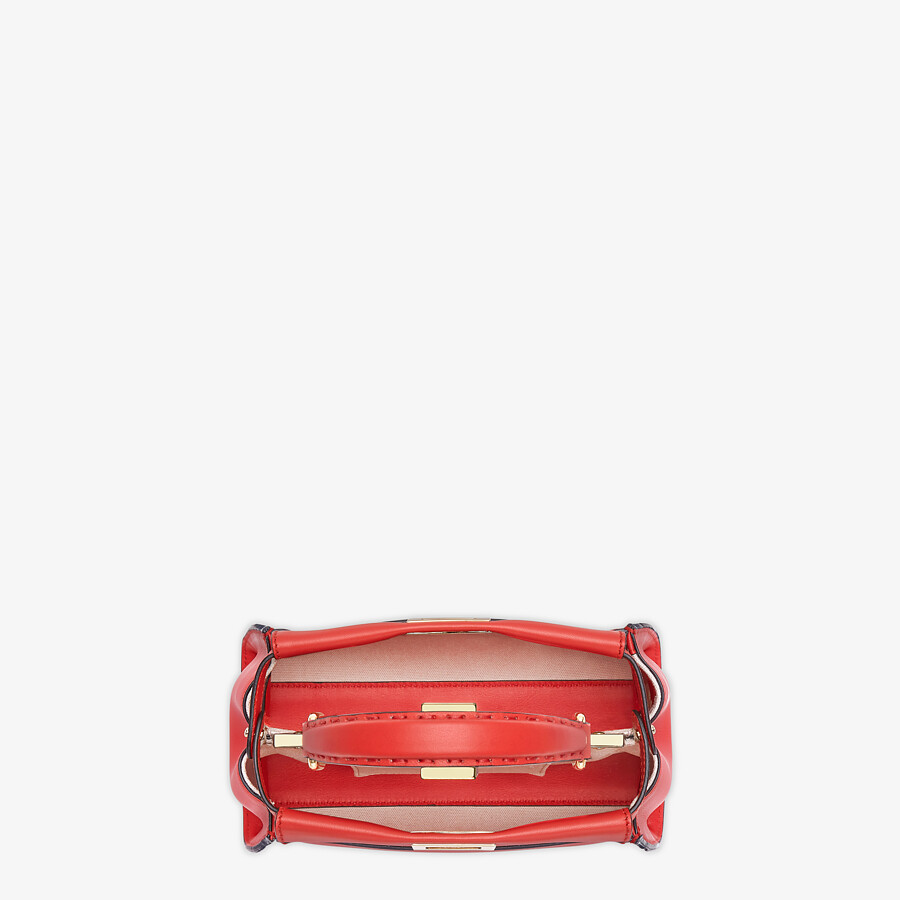 FENDI PEEKABOO ICONIC MINI - Bag from the Lunar New Year Limited Capsule Collection - view 5 detail