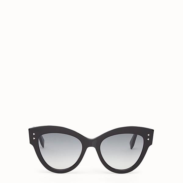 FENDI PEEKABOO - Black sunglasses - view 1 small thumbnail