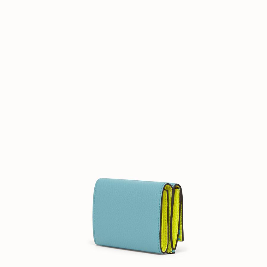 FENDI マイクロ 三つ折り財布 - Fendi Roma Amor レザー 財布 - view 2 detail