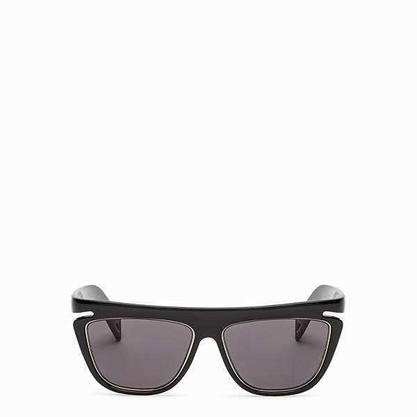 FENDI FFLUO - Black sunglasses - view 1 small thumbnail