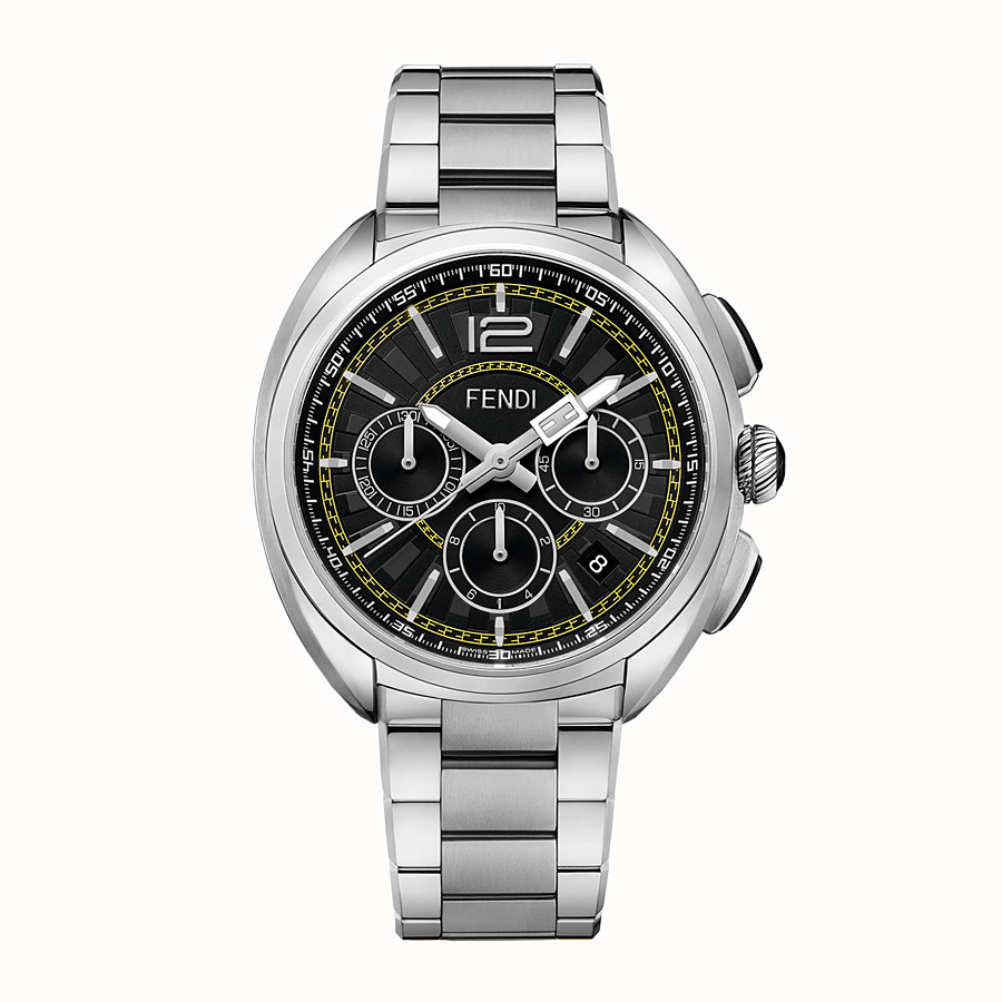 FENDI MOMENTO FENDI - Chronograph watch with bracelet - view 1 detail