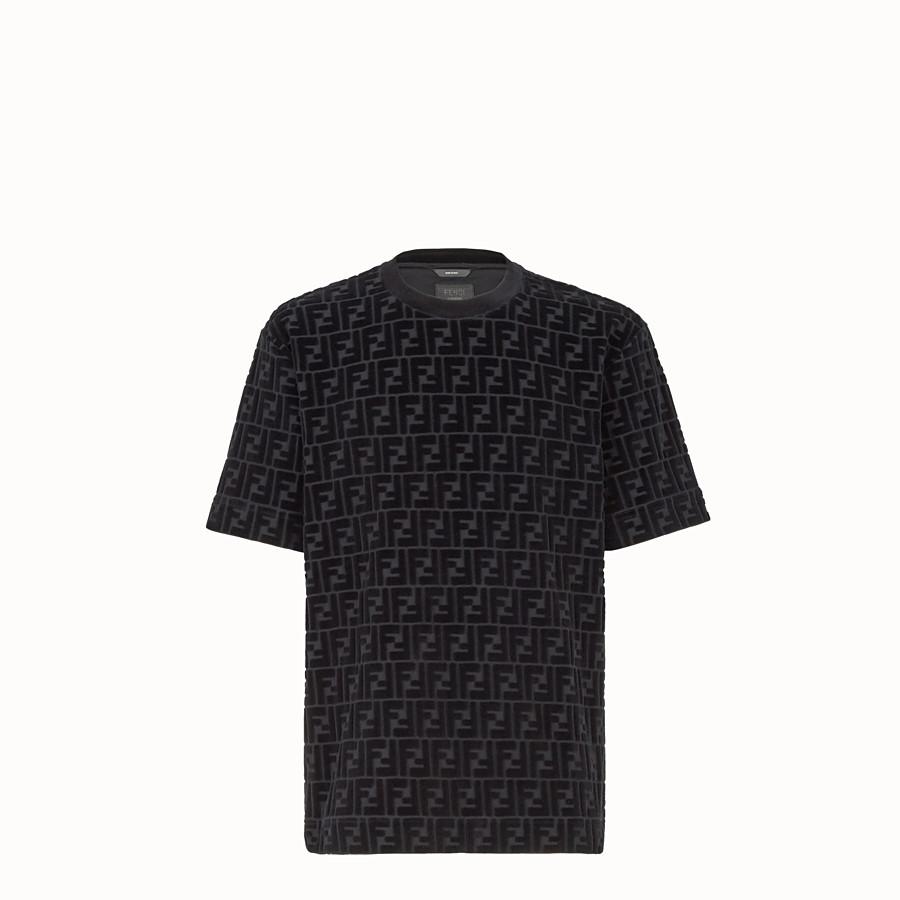 FENDI Tシャツ - シェニール フェンディTシャツ ジャクソン・ワン - view 1 detail